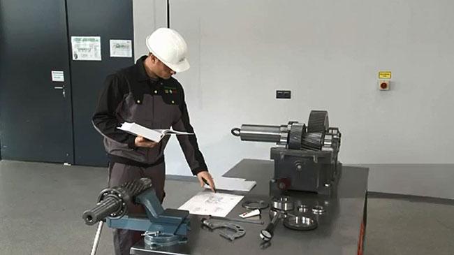 Cách xử lý và lắp đặt vòng bi bạc đạn tiêu chuẩn