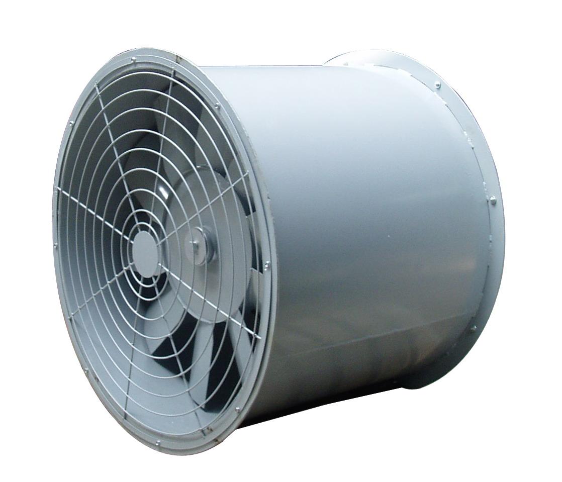 Vòng bi chịu nhiệt trong hệ thống quạt thông gió công nghiệp