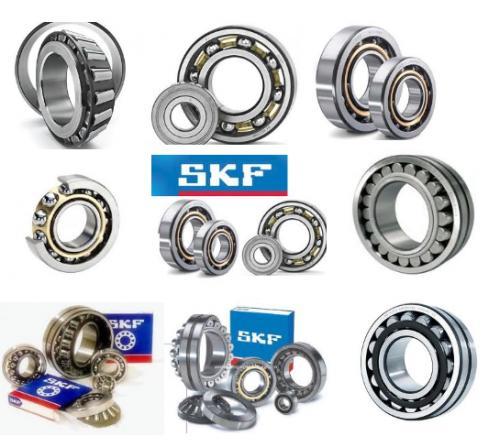 Thương hiệu SKF đi đầu trong lĩnh vực vòng bi công nghiệp