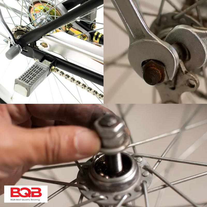 thay thế vòng bi mới cho xe đạp